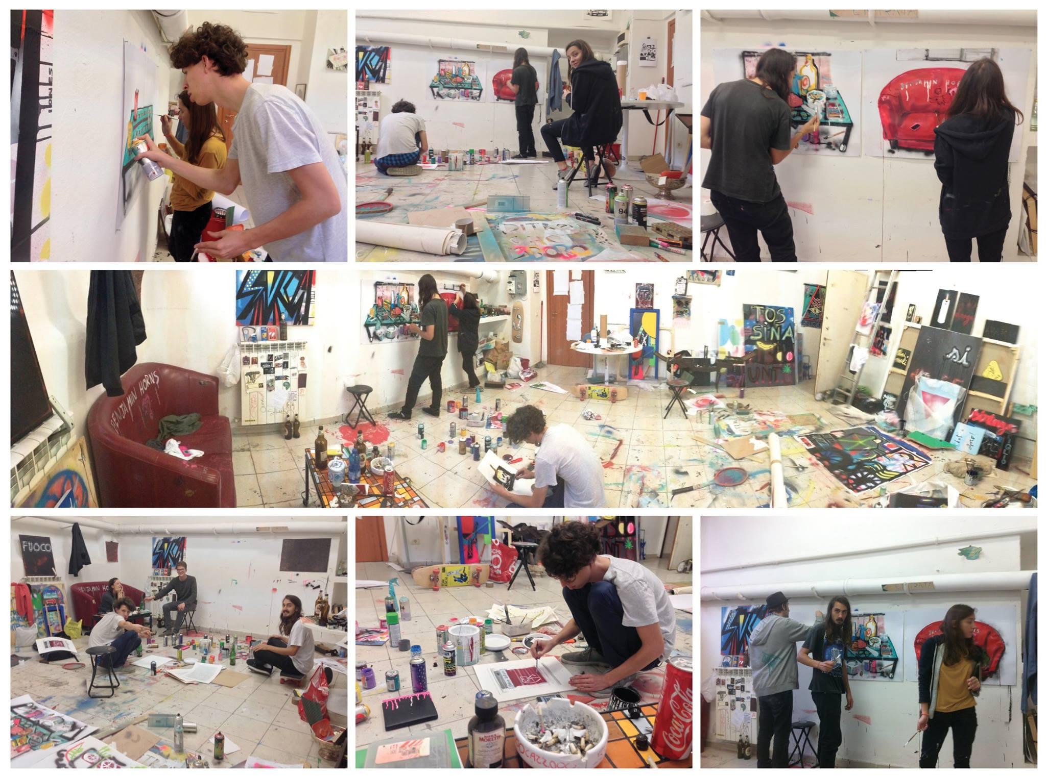 Ditroit-in-studio